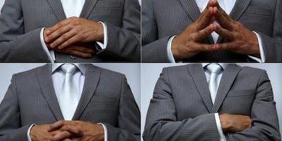Impacter efficacement votre interlocuteur grâce à votre langage corporel