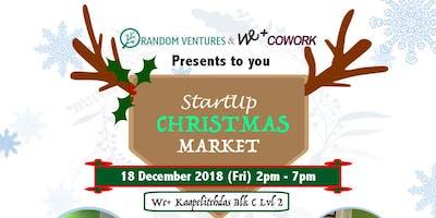 Startup Christmas Market
