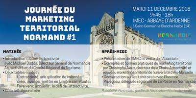 Journée du Marketing Territorial Normand