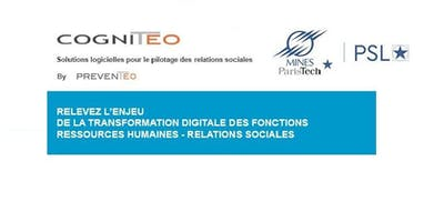 MATINALE RESSOURCES HUMAINES - RELATIONS SOCIALES
