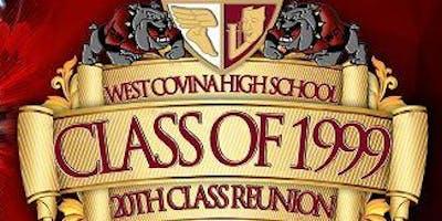 WCHS Class of 1999 Class Reunion