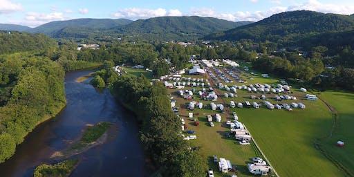 Pickin' in Parsons Bluegrass Festival