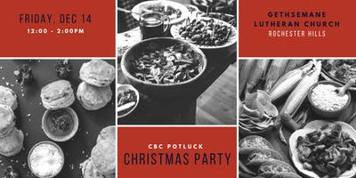 Christian Business Connect Christmas Potluck