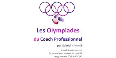 Lyon Olympiades 4 mars 2019 - Séquence 1 - Identifier les processus parallèles dans un coaching