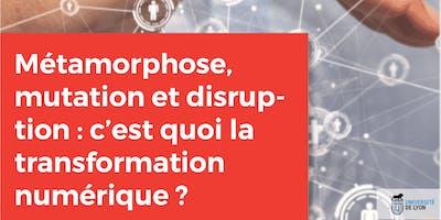 Métamorphose, mutation ou disruption : c'est quoi la transformation numérique ?