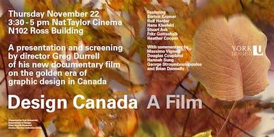 Design Canada - A Film