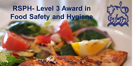 Level 3 Award In Food Safety and Hygiene  tickets