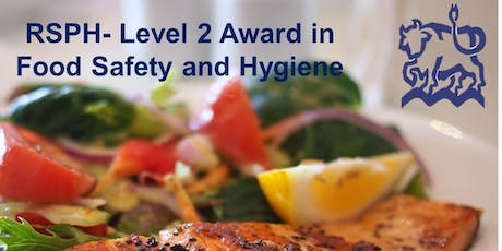 Level 3 Award In Food Safety and Hygiene Tickets, Multiple