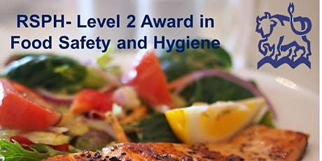 Level 2 Award In Food Safety and Hygiene tickets