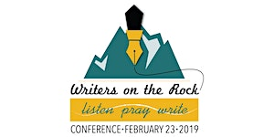 Writers on the Rock: Conference 2019
