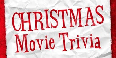 Christmas Movie Trivia at Maciel\