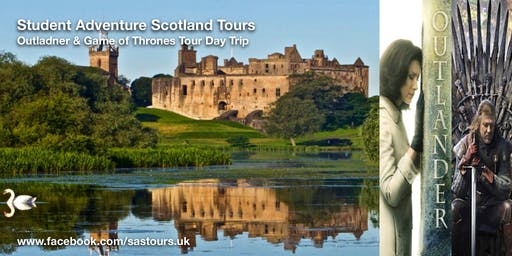 Outlander and Game of Thrones (3 Castles Visit) Day Trip