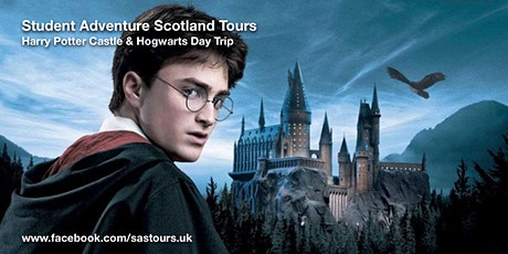 Harry Potter Castle Day Trip Sun 29 Mar tickets