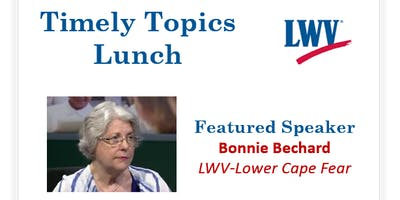 Timely Topics Lunch - School Vouchers