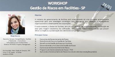WORKSHOP  Gestão de Riscos em Facilities - SP