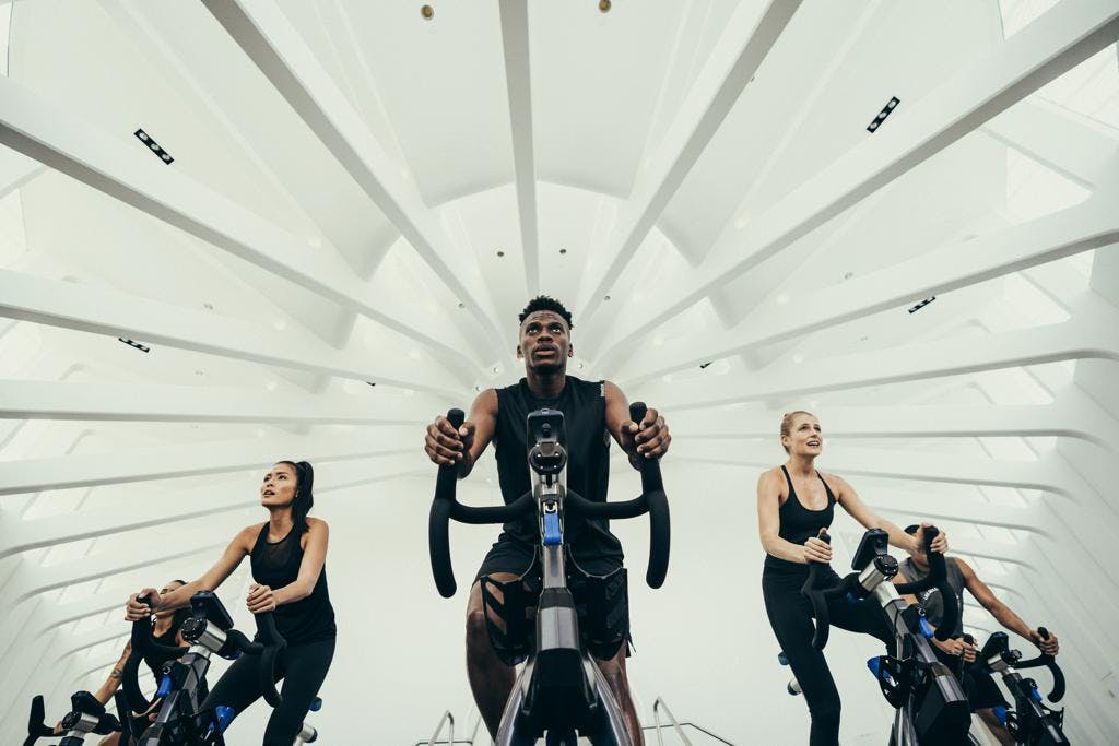 INDOOR CYCLING: UNLOCK YOUR POTENTIAL - ROCHDALE