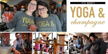 Yoga & Champagne Holiday Bash tickets