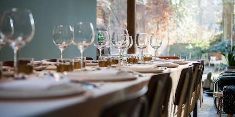 SPECIAL TABLE - ONDER 28 JAAR, Met vegan brunch met plantaardige kazen door YOSOGREEN tickets