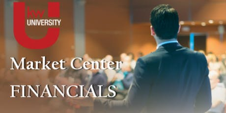 MARKET CENTRE FINANCIALS - Michele McBride tickets