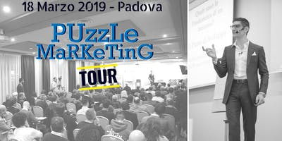 Puzzle Marketing TOUR Serale - Il Marketing secondo Marco Belzani