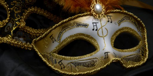 Masquerade - The Gold Ribbon Ball