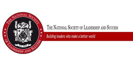 National Society of Leadership and Success - Induction Ceremony tickets