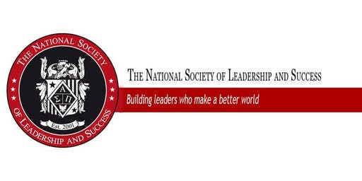 National Society of Leadership and Success - Induction Ceremony