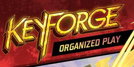 Keyforge Weekly Organized Play tickets