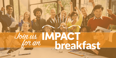 Impact Breakfast: Storytelling: Ancient Skill, Modern Approach
