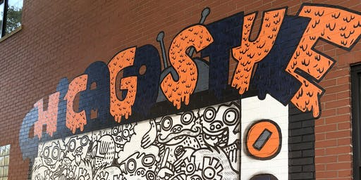 Runstreet Chicago Ugly Sweater Art Run