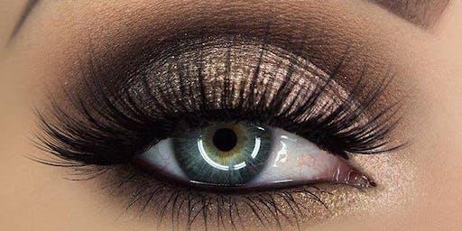 Glam & Sip Class- Sultry Smokey Eye