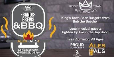 Bands, Brews & BBQ