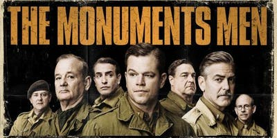 Screening: The Monuments Men