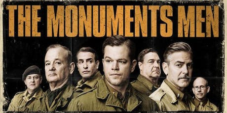 Screening: The Monuments Men tickets