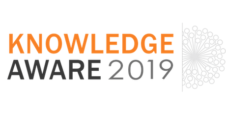 2019 Knowledge Aware Conference tickets