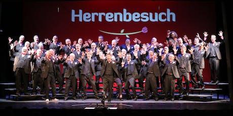 HERRENBESUCH - Das Jahreskonzert 2019: 's Leben is wiar a Traum! Tickets