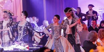 Avanspettacolo Venezia Cabaret Dinner Show Carnival Grand Galas