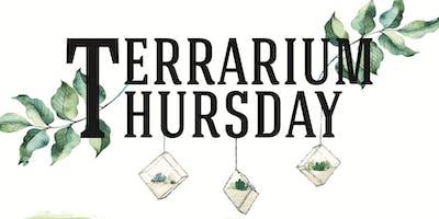 Terrarium Thursday