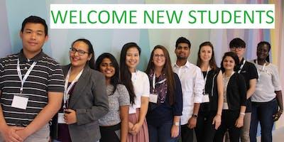 International Student Orientation Winter 2019 Owen Sound campus