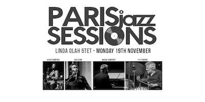 PARIS jazz SESSIONS   Linda OLAH 5tet