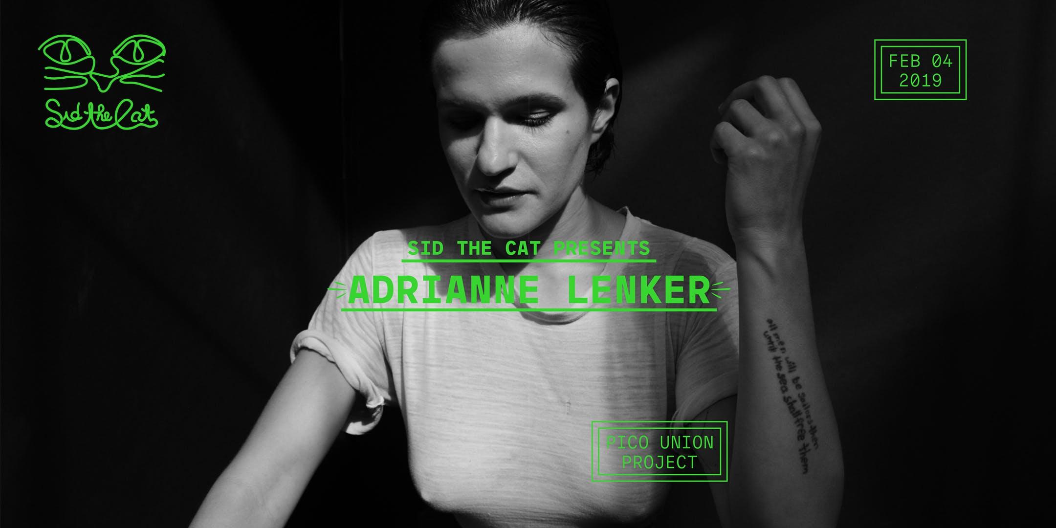 Adrianne Lenker (of Big Thief)