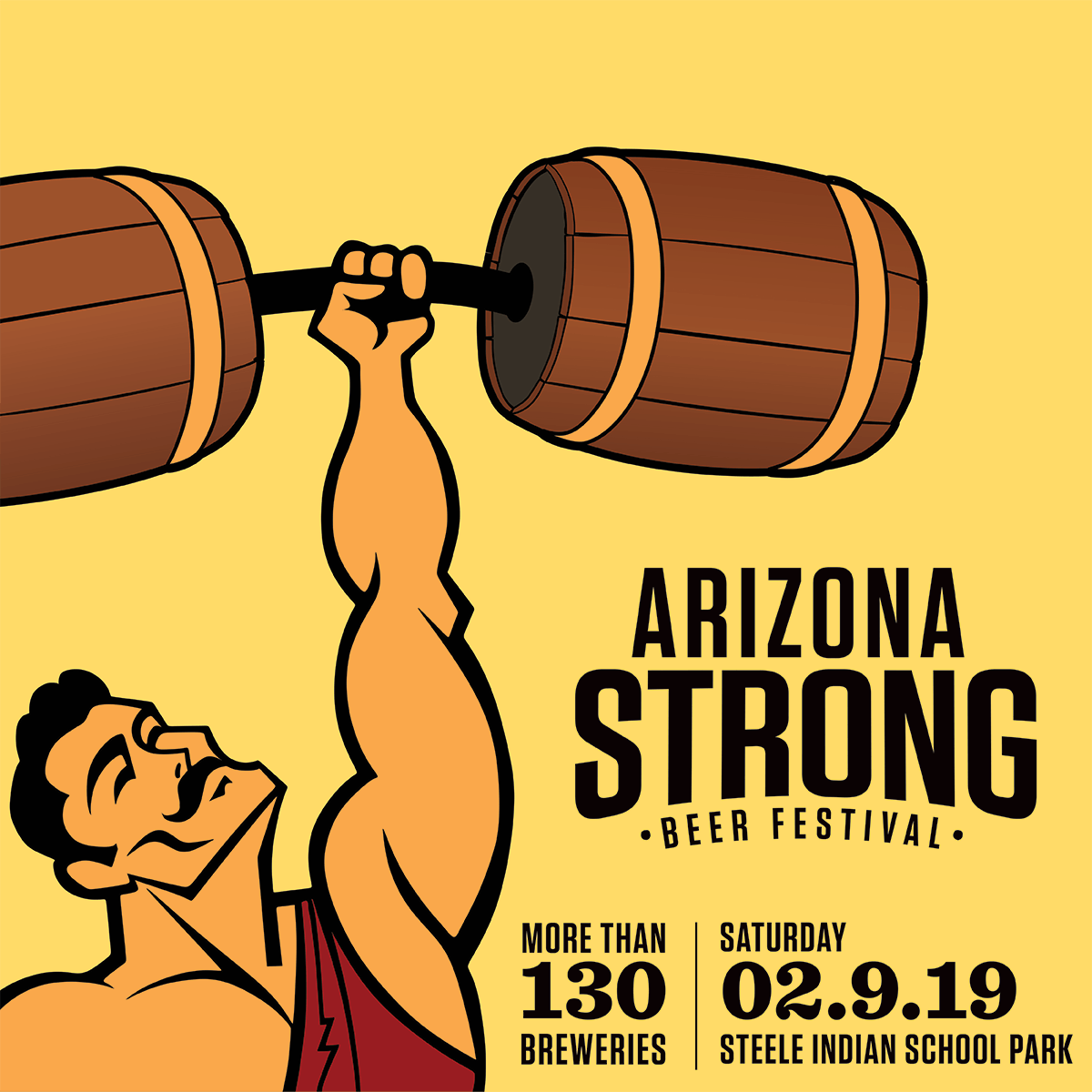 19th Arizona Strong Beer Festival