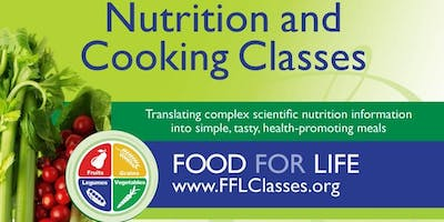 Food for Life: Kickstart Your Health / Weight Loss (5 Weeks) Plant-Based Cooking