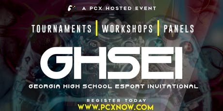 3rd Annual Georgia High School eSports Invitational tickets