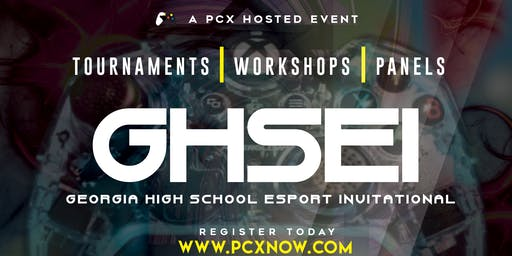 3rd Annual Georgia High School eSports Invitational