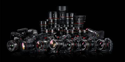 Canon Cine Event for Video and Cinema Creatives