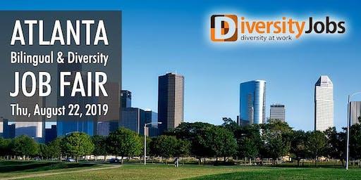 Atlanta Bilingual & Diversity Job Fair