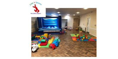 The Little Leapers Toddler Group - Great Hollands