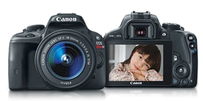 First Look CANON DSLR Photography