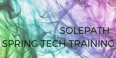 SolePath certified technician training: Spring 2019
